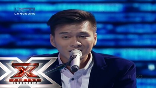ALDY – YOU & I (One Direction) – Gala Show 01 – X Factor Indonesia 2015
