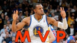 Andre Iguodala FINALS MVP AWARD AND INTERVIEW | Golden State Warriors NBA CHAMPIONS 2015