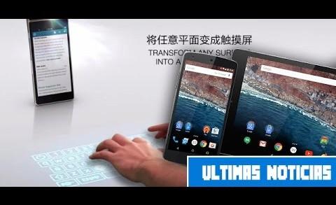 Android M, Launcher y apps Android M, Descarga Windows 10, Precios W10, Móvil proyector