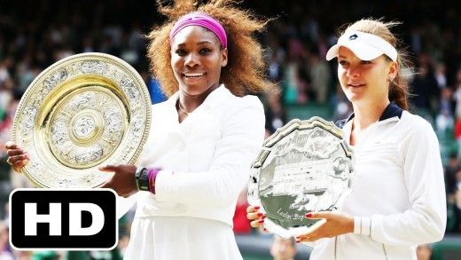 ►HD◄ Serena Williams vs. Agnieszka Radwanska (Wimbledon 2012 Final HIGHLIGHTS)