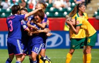 Australia vs. Japan Recap – FIFA Women's World Cup 2015
