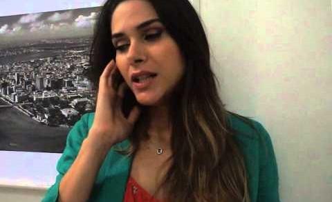 Bate-papo com a atriz Fernanda Machado
