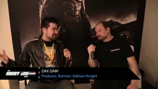 Batman: Arkham Knight 2015 Angry Interview