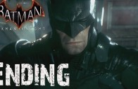Batman Arkham Knight Ending End / Main Story Ending
