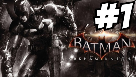 Batman Arkham Knight Gameplay Walkthrough Part 1 Lets Play Review 1080p 60 FPS HD