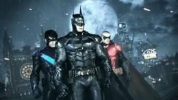 Batman: Arkham Knight Launch Stream!