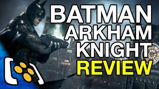 Batman Arkham Knight Review (PS4, no spoilers)