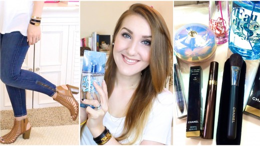 Beauty Haul: Mascara, Chanel, & Father's Day Idea & OOTD (NORDSTROM)