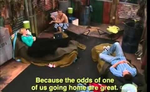 Big Brother  Season 12  Episode 17   Brendon wins HoH  Brendon Nominates