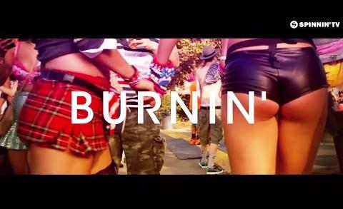 Calvin Harris & R3hab – Burnin' (Official Music Video)