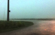 Caught in TORNADO June 22nd, 2015, Sterling – Sublette, Illinois