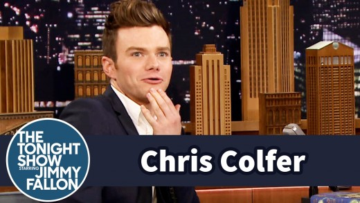 Chris Colfer's Grandma Almost Got Him Kicked Out of the Palace of Versailles