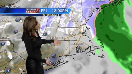 Cindy's latest Boston area weather forecast