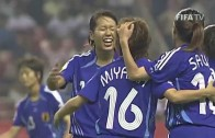 CLASSIC MATCHES: Japan v. England, FIFA Women's World Cup 2007