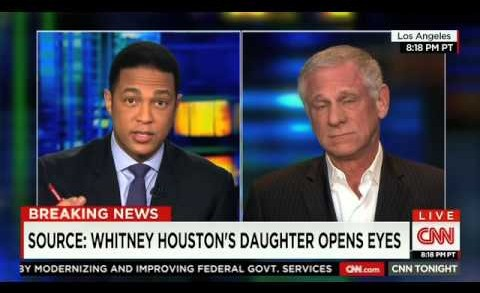CNN Tonight talks about Bobbi Kristina with Dr. Howard C. Samuels