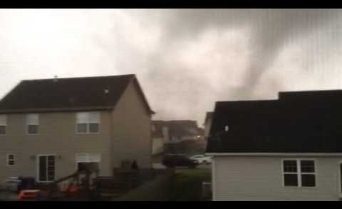 Coal City / Diamond Tornado  Illinois Nov 2013
