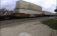 Coal City, IL RailStream Preview Westbound Train