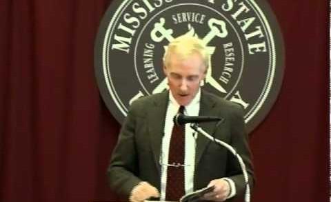 Collins Speaker Series – William F. Winter and Andrew P. Mullins