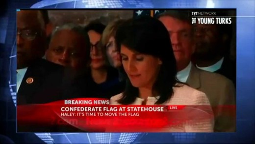 Confederate Flag FINALLY Removed From South Carolina Statehouse