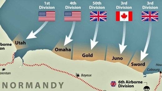 D-Day – The Normandy Landings