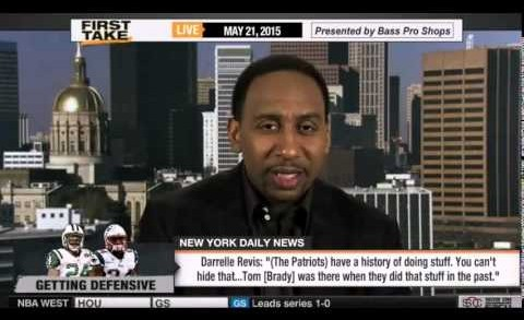 Darrelle Revis Calls Out Tom Brady & Patriots!  – ESPN First Take