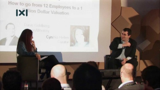 Dave Goldberg: From 12 Employees to a 1 Billion Dollar Valuation