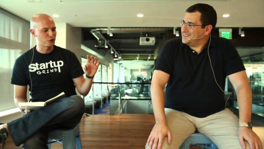 Dave Goldberg (SurveyMonkey) at Startup Grind Silicon Valley