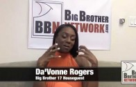 Da'Vonne Rogers – Big Brother 17 Houseguest (Interview)