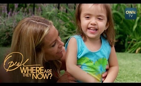 Denise Richards on Adopting Her Daughter Eloise | Where Are They Now? | Oprah Winfrey Network