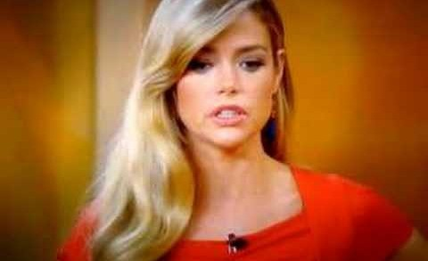 Denise Richards on the View
