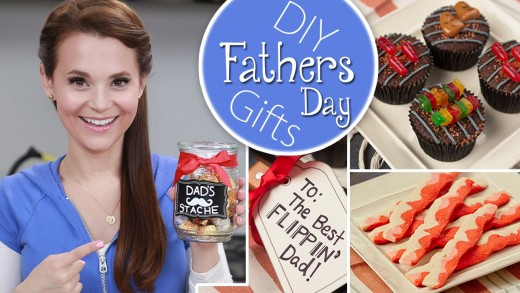 DIY FATHERS DAY GIFT IDEAS