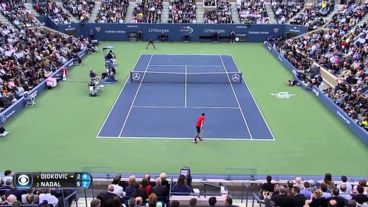 Djokovic vs Nadal Us Open 2013 Full Match HD