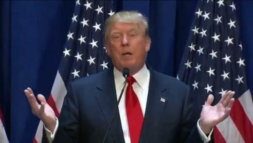 Donald Trump 2016 announcement