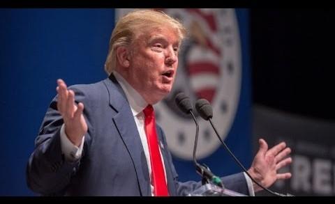 Donald Trump comments on NBC's announcement