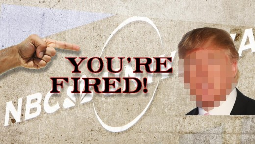 Donald Trump Fired By NBC After Calling Mexican Immigrants Rapists