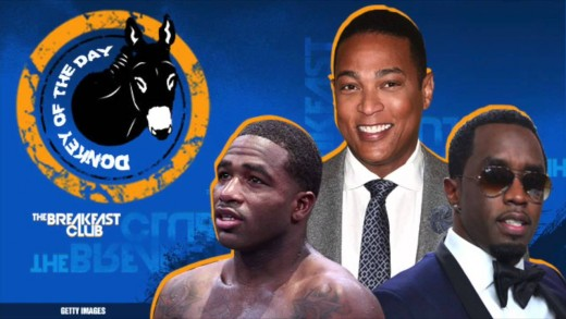 "Donkey of the day: Adrien Broner, Don Lemon, Sean ""Diddy"" Combs"