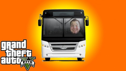 Don't Let Baer Drive The Bus (GTA V)