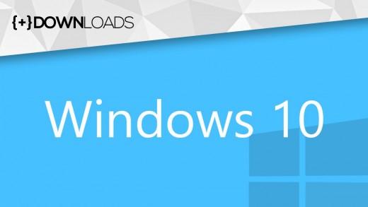 Download – NOVA versão do Windows 10 [Build 10130]