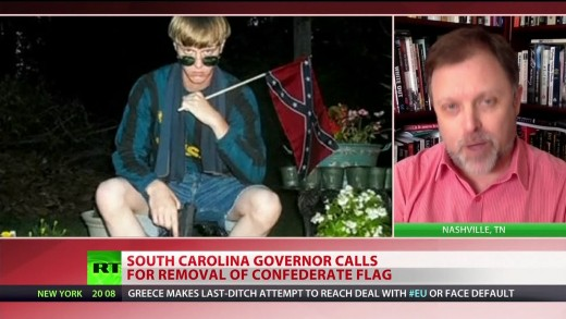 Dylann Roof & the Confederate Flag – Why it matters