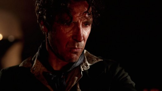 Eighth Doctor Regenerates into War Doctor – Paul McGann to John Hurt – Doctor Who – BBC