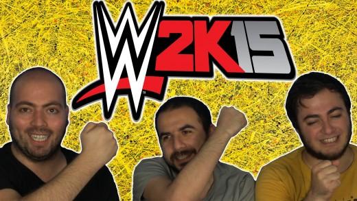 El Kızartma Cezalı WWE 2K15