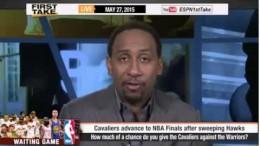 ESPN First Take – 2015 NBA Finals Predictions: Cavaliers vs Warriors