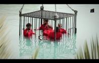 Estado Islâmico Afoga Prisioneiros Dentro de Gaiola em Piscina