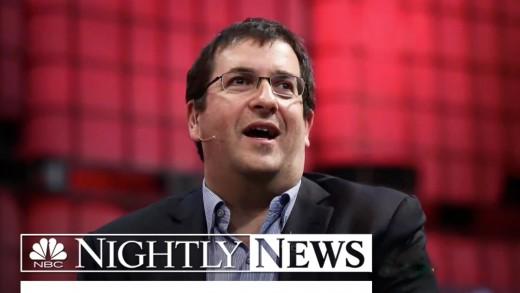 Facebook COO's Husband Dave Goldberg, Dies At 47 | NBC Nightly News