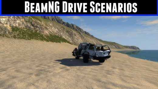 FailRace Play BeamNG Drive Scenarios
