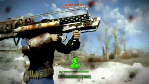 Fallout 4 Gameplay Trailer (E3 2015)