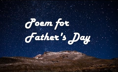 Father's Day Poem Video – Happy Father's Day 2015