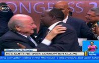 FIFA president Sepp Blatter resigns over corruption allegations