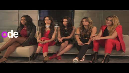 Fifth Harmony do celebrity impressions including One Direction and Ed Sheeran