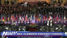 FNN: Same-Sex Marriage Ruling, Obama Gives Eulogy at SC Reverend's Funeral,  Tunisia Attack
